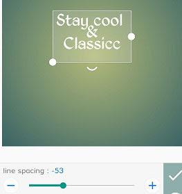 cara membuat typography pada aplikasi pixellab