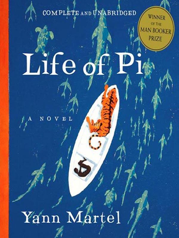 Life of Pi PDF Novel Book by Yann Martel Free download