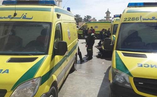 مصرع 14 شخصاً وإصابة 8 آخرون في فاجعة طريق الأوتوستراد منذ قليل.. وأول رد فعل من محافظ القاهرة