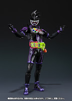 S.H. Figuarts Masked Rider Genm Action Gamer Level 2