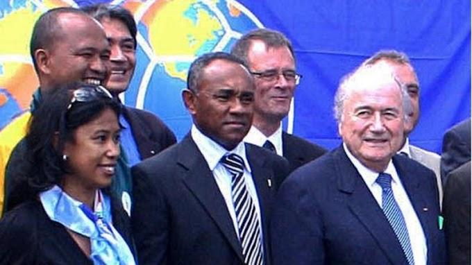 Madagascar FA head Ahmad to vie for Caf presidency
