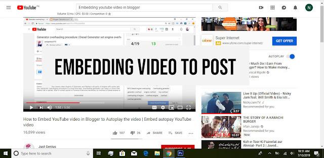 Embedding-Video