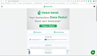 Galang Dana Online
