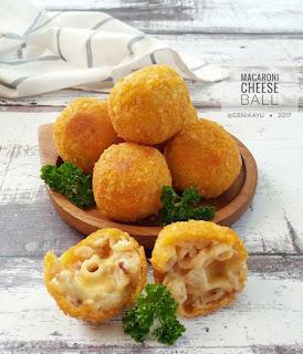 Ide Resep Masak Goreng Macaroni Cheese Ball