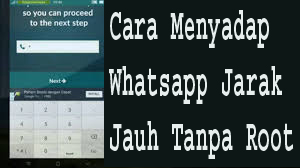 Cara Menyadap Whatsapp Jarak Jauh Tanpa Root 1