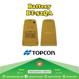 Jual Battery Topcon BT-52QA di Kendari