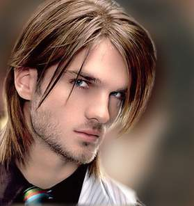 Peinados Con Trenzas Peinados Para Hombres Con Cabello Largo - Chicos-de-pelo-largo