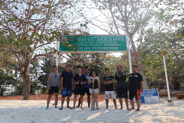 Pulau Tongkeng Kepulauan Seribu