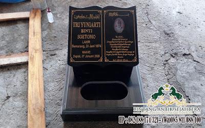 Harga Nisan Kuburan Granit, Contoh Batu Nisan Granit, Contoh Batu Nisan Granite