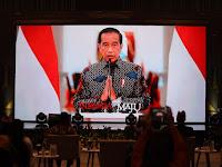 Buka UDG XIV,  Presiden Jokowi Apresiasi Peserta Tampilkan Keberagaman Budaya Nusantara