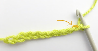 Back-linked crochet stitches - img 1