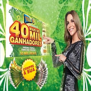 Resultado Tele sena de carnaval 2017