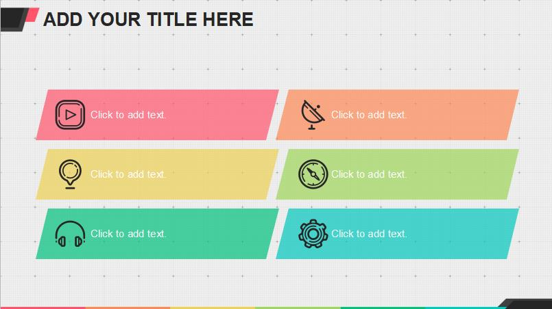minimalist powerpoint template free download