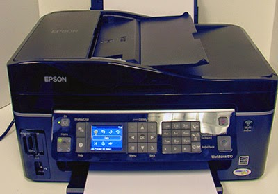 epson workforce 600 review