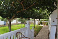 chalet en venta calle el galeote grao castellon jardin2