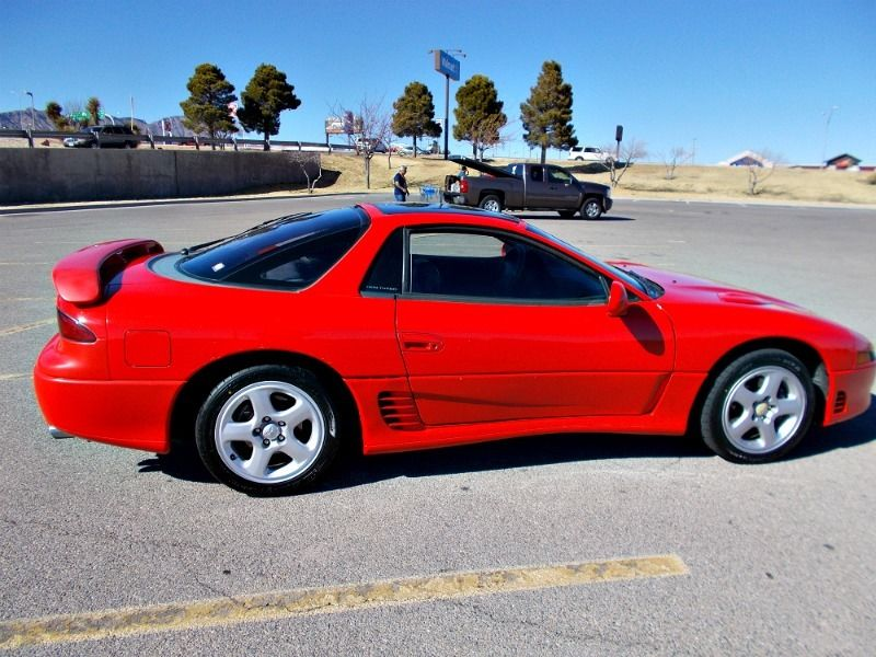 Daily Turismo All Wheel Terror 1992 Mitsubishi 3000GT VR4 Twin