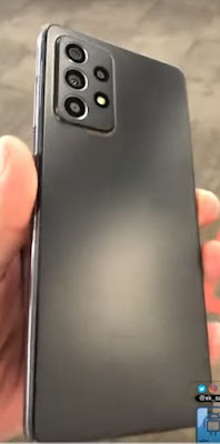 Samsung Galaxy A72, Hands On, Image