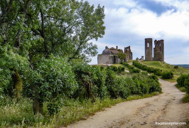 Paço dos Alcaides, Castelo de Montemor-o-Novo, Portugal