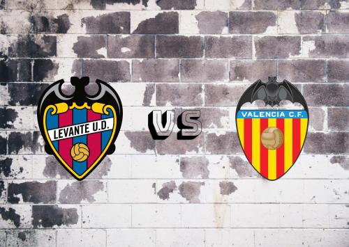 Levante vs Valencia  Resumen