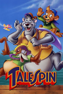 The Disney Afternoon talespin