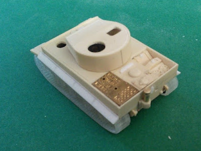 10mm Tiger Tank from Arrowhead Miniatures picture 1