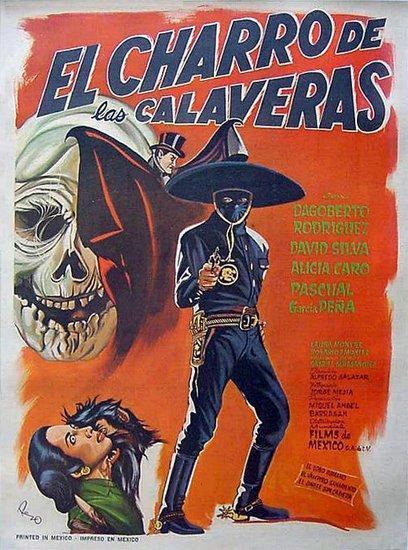 El charro de las calaveras [1965] [DVDR] [NTSC] [Latino]