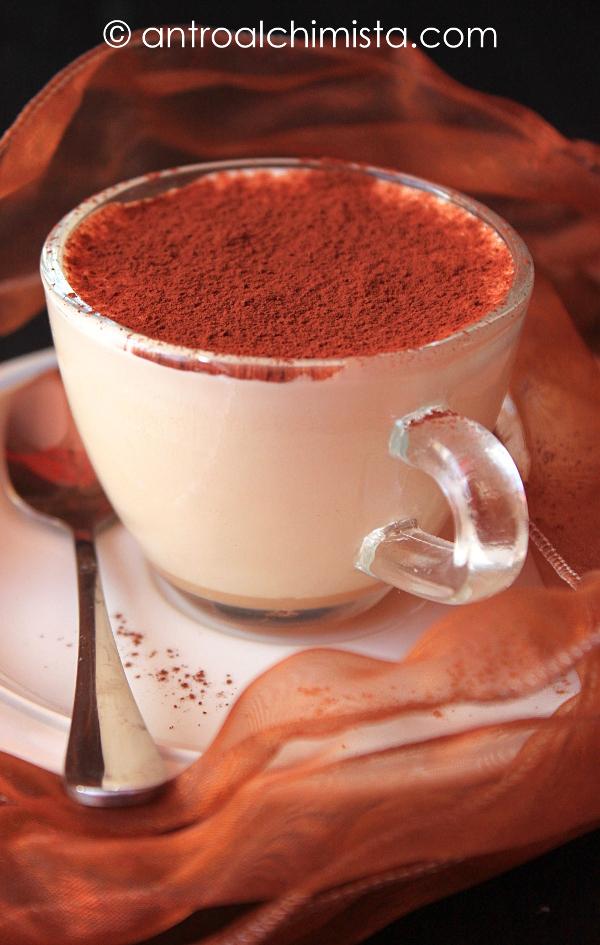 Crema Fredda al Caffè (senza Panna e Uova)