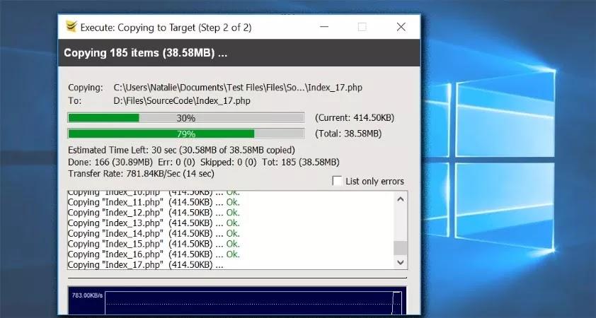 تحميل برنامج ViceVersa Pro 3.0 Build 3003 للنسخ الاحتياطي للملفات والمجلدات