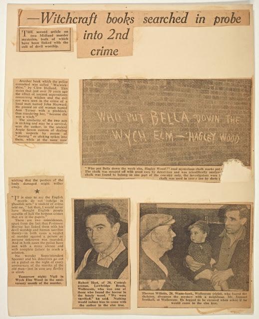 Express & Star - 19 November 1953 - Quaestor article