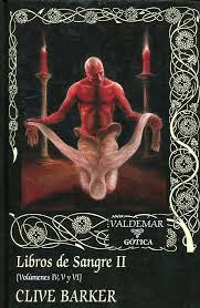 Libros de sangre II Clive Barker
