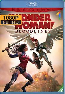 Mujer Maravilla: Linaje (Wonder Woman: Bloodlines)[2019] [1080p Web-Dl] [Latino-Inglés] [GoogleDrive]