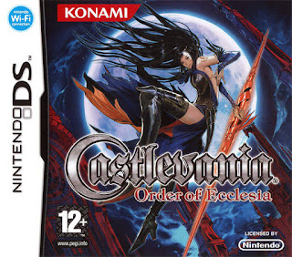 Castlevania: Order of Eclesia ( BR ) [ NDS ]