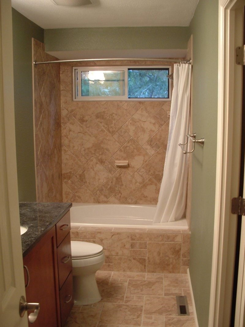 Bathroom Vanities blog: Updating Your Small Bathroom With ...