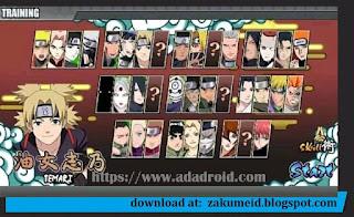 Download Naruto Senki Release Mod