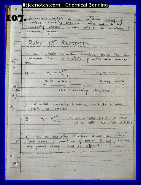 Chemical-Bonding Notes class 11-11