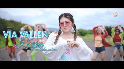 √ Download Lagu Mp3 Via Vallen - Ketika Terbaru