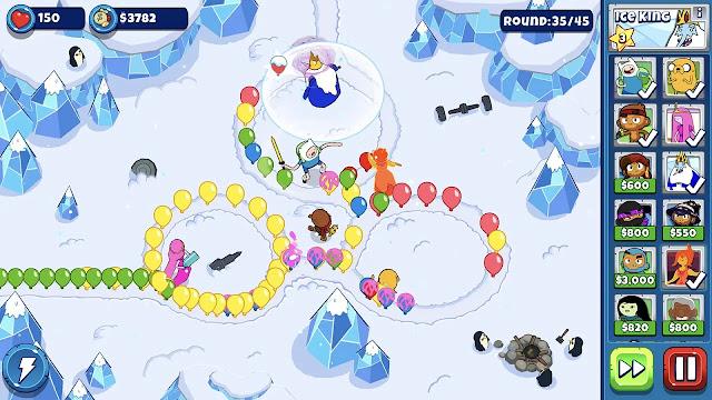 تنزيل وتحميل لعبة Bloons Adventure مهكرة وباخر اصدار