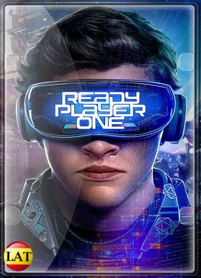 Ready Player One: Comienza el Juego (2018) DVDRIP LATINO
