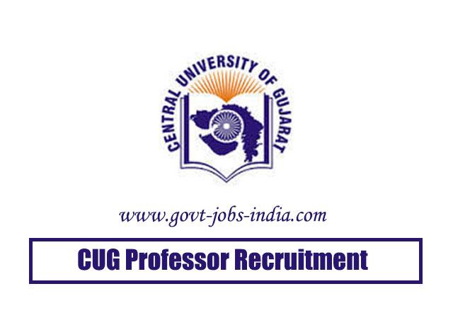 CUG Professor Recruitment 2020 – 70 Professor Vacancy – Last Date 27 February 2020
