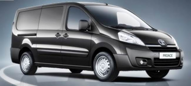 2016 Toyota PROACE Review