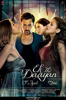 Ek Thi Daayan (2013) (Audio Cleaned) - DVDSCREENER - XviD - ESubs - 1xCD [DDR] - Free Download