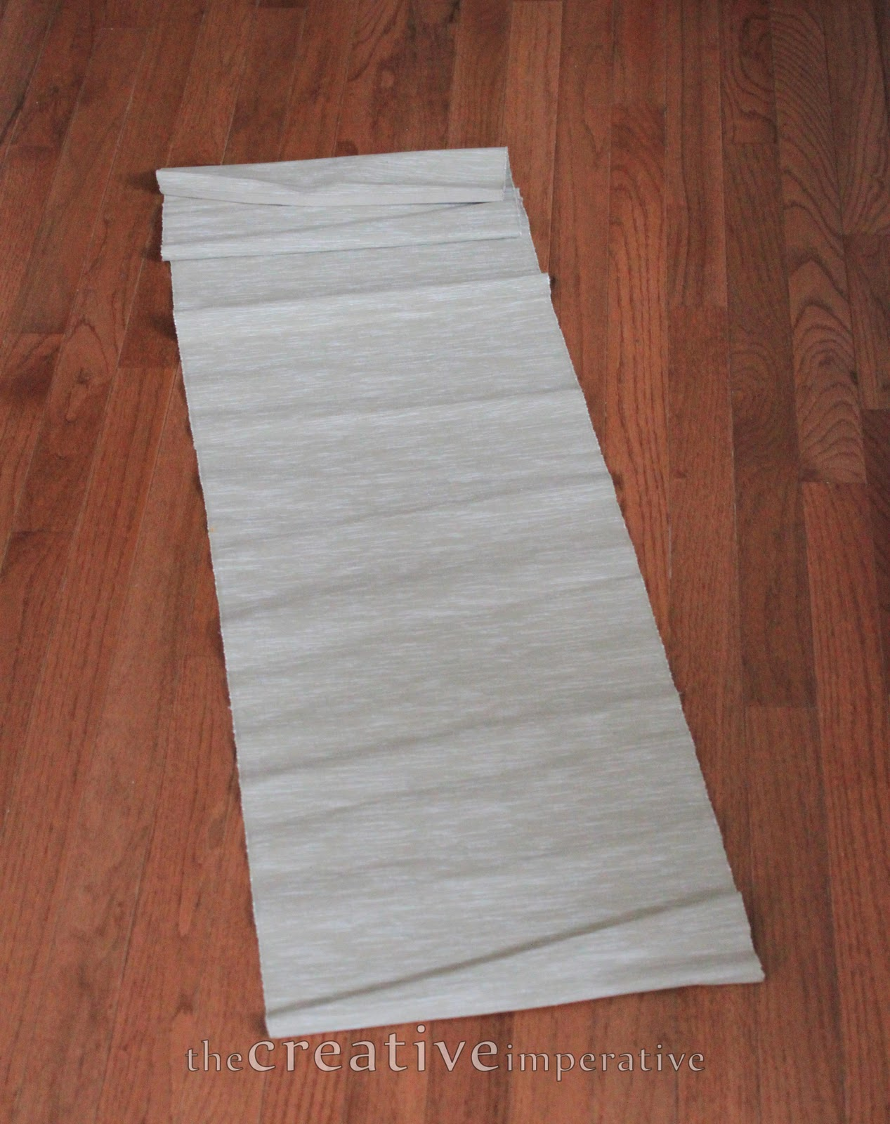 Sew Ikea Runners Into A Rug For Only 35