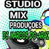CD (MIXADO) STUDIO MIX PRODUÇOES 2018
