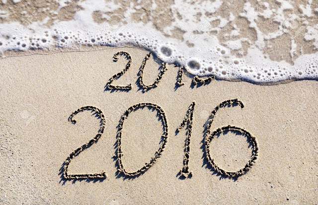 GoodBye 2015 Welcome 2016