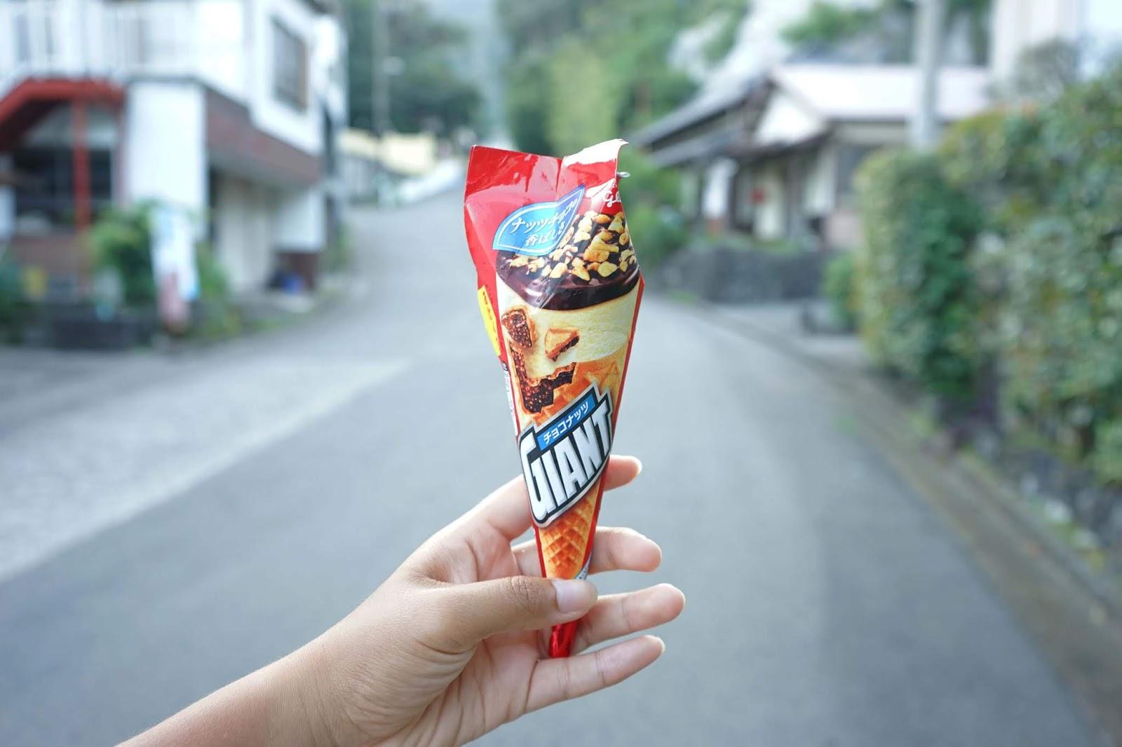 [日本] 日本最好吃的雪糕!No.1必試 便利店/超市有售 全職旅行   日本人妻