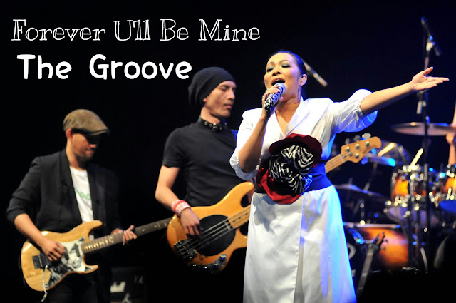 Lirik Lagu The Groove - Forever U'll Be Mine