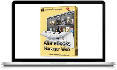 Alfa eBooks Manager Web 8.4.6.1 Full Version