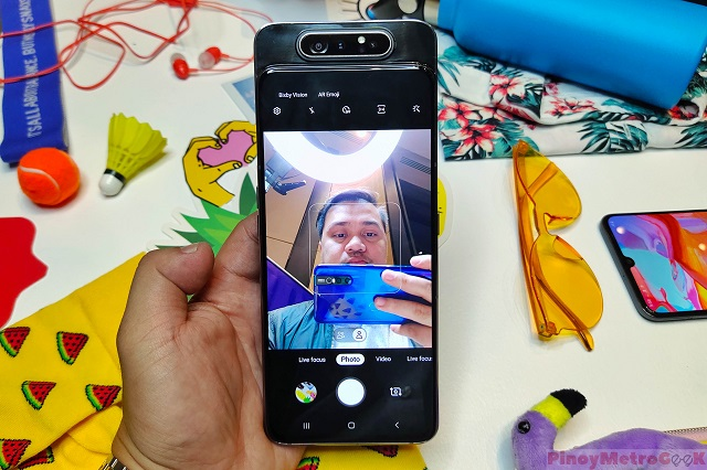 Samsung Galaxy A80 Philippines