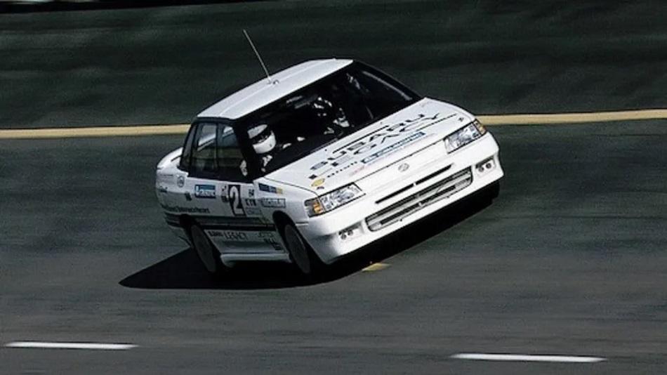 Lịch sử dòng xe Subaru Impreza WRX