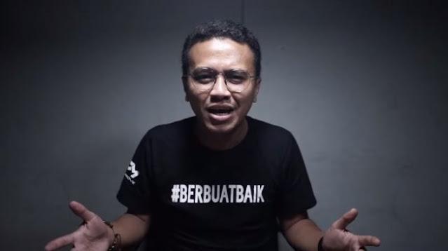 Buntut Komentari Mural Jokowi 404:Not Found, Netizen: Faldo Maldini Versi Muda Ngabalin